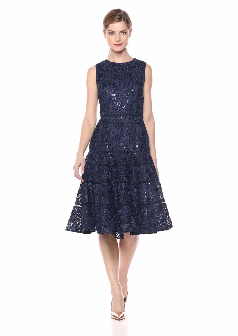 Carmen Marc Valvo Infusion Women's Cocktail Dress