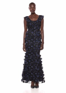 Carmen Marc Valvo Infusion Women's Evening Gown