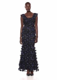 Carmen Marc Valvo Infusion Women's Evening Gown