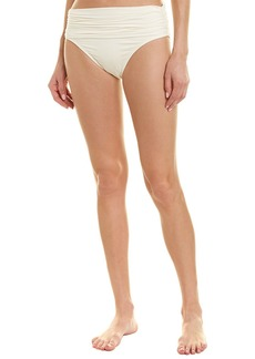 Carmen Marc Valvo Shirred Classic Bottom