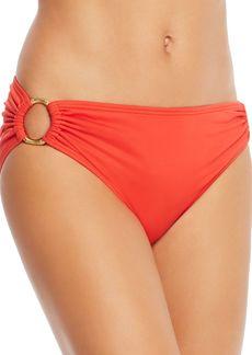Carmen Marc Valvo Side Ring Bikini Bottom