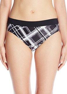 Carmen Marc Valvo Women's Manhattan Brigitte Classic Bikini Bottom