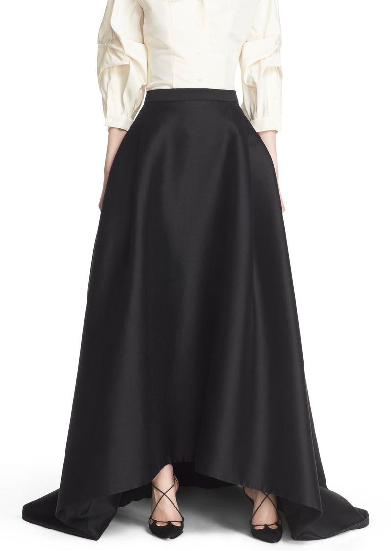 Carolina Herrera Full Length Evening Skirt
