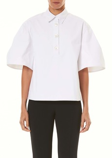 Carolina Herrera Full Sleeve Poplin Shirt