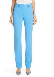 Carolina Herrera Straight Leg Pants