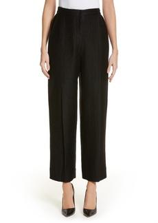 Carolina Herrera Tweed Pants