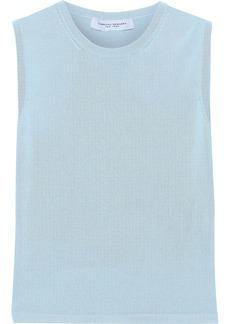 Carolina Herrera Woman Knitted Top Light Blue