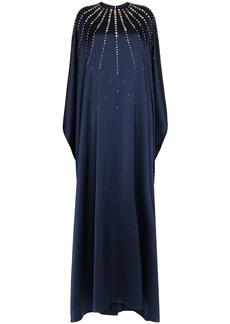 Carolina Herrera crystal-embellished gown