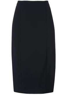 Carolina Herrera fitted pencil skirt