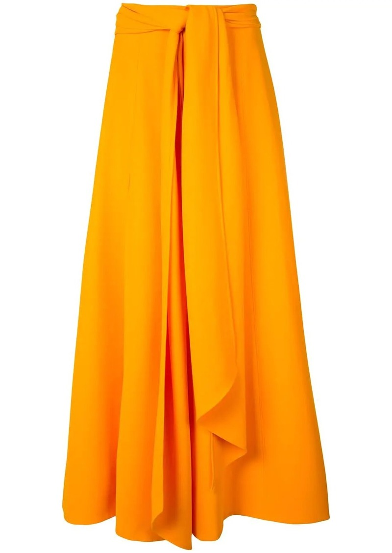 Carolina Herrera flared trousers