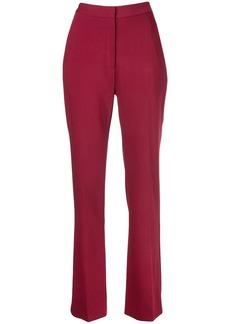 Carolina Herrera high-rise straight trousers