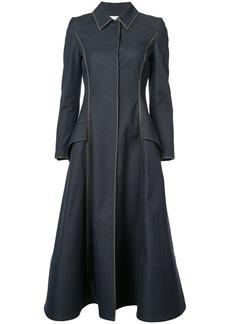 Carolina Herrera midi coat
