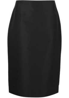 Carolina Herrera midi straight skirt