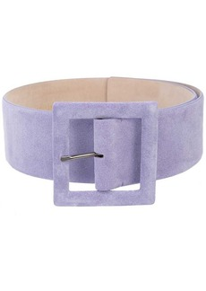 Carolina Herrera oversized buckle belt
