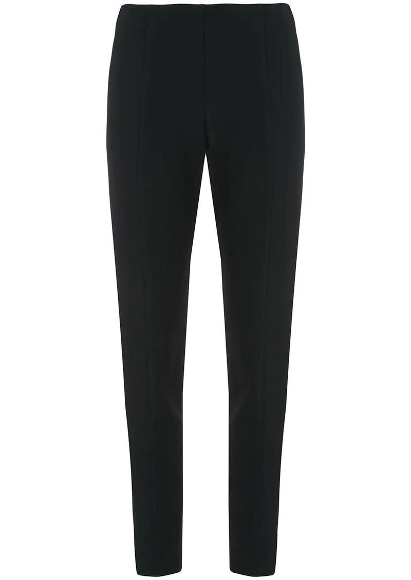 Carolina Herrera piped skinny trousers