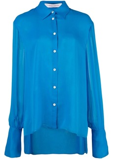 Carolina Herrera ruffled shirt