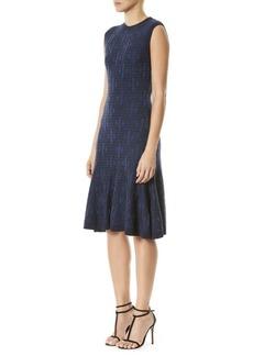 Carolina Herrera Sleeveless Knit Dress