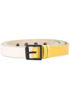 Carolina Herrera tonal gradient belt