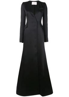 Carolina Herrera tuxedo-style gown