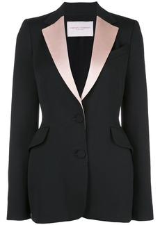 Carolina Herrera two-tone blazer