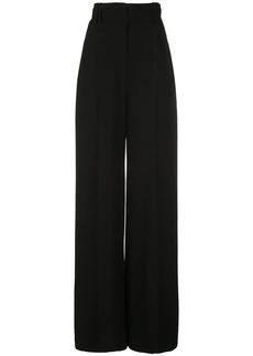 Carolina Herrera wide leg trousers
