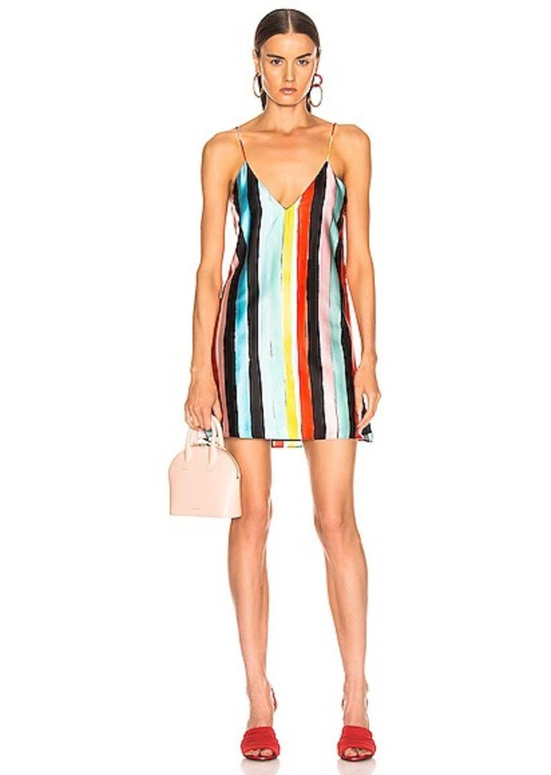 Caroline Constas Elena Slip Dress