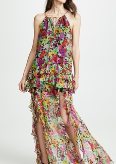Caroline Constas Isla Maxi Dress