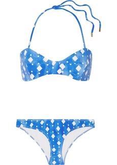 Caroline Constas Kali Printed Bikini