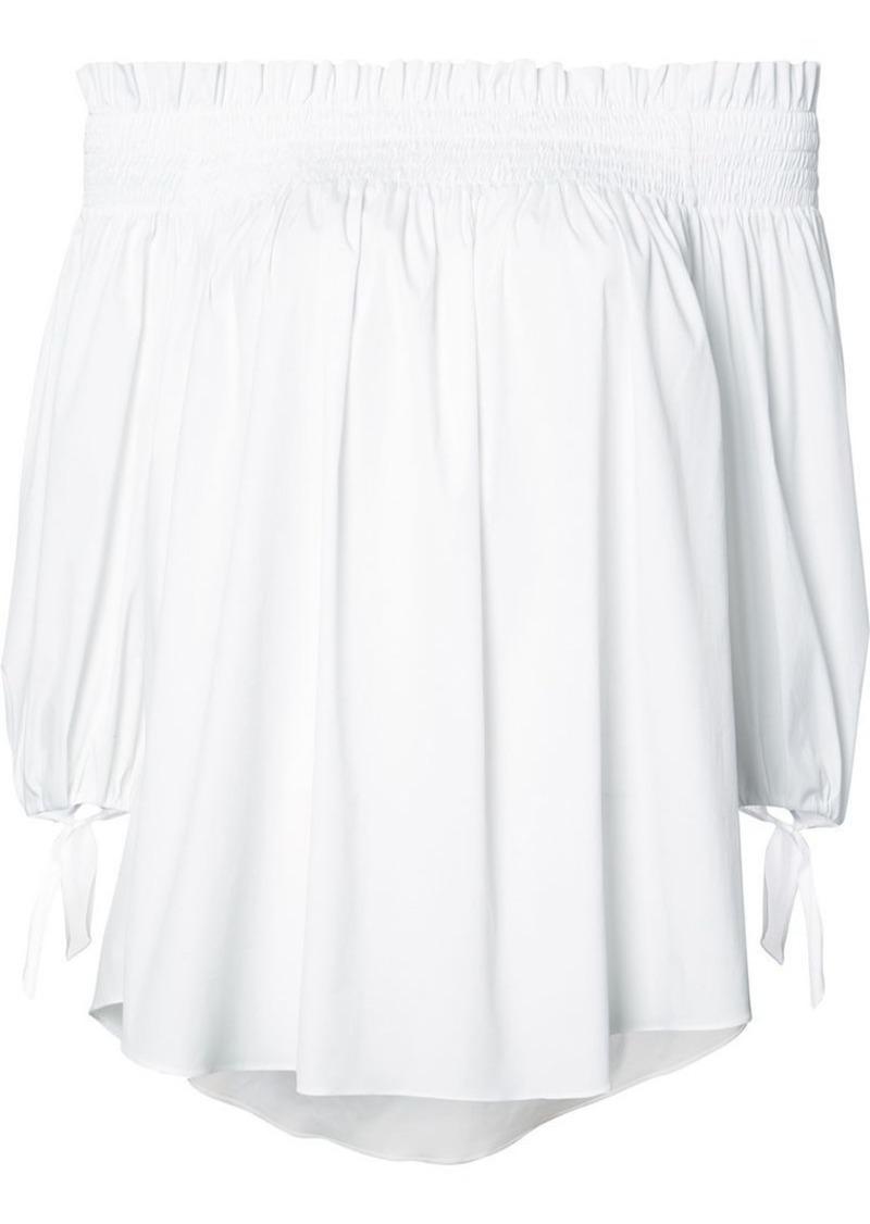 ce3ad4c81973f Caroline Constas off-shoulder blouse