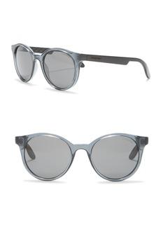 Carrera 46mm Round Sunglasses