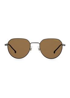 Carrera 48MM Wire Aviator Sunglasses
