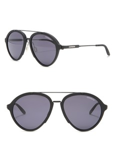 Carrera 54mm Aviator Sunglasses