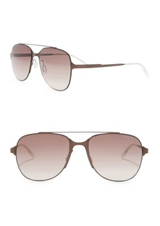 Carrera 55mm Navigator Sunglasses