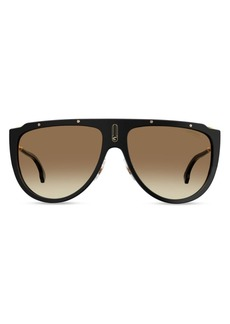 Carrera 60MM Aviator Sunglasses