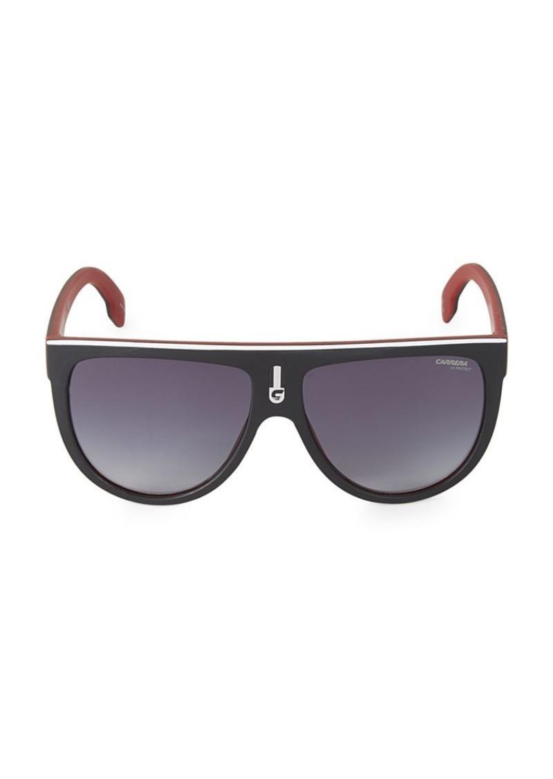 Carrera 60MM Square Sunglasses
