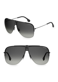 Carrera 64MM Shield Sunglasses