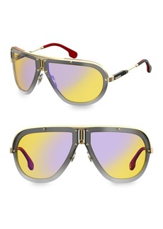 Carrera 66MM Americana Shield Sunglasses