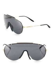 Carrera 99MM Shield Sunglasses