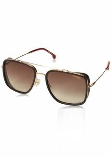 Carrera 207/S Rectangular Sunglasses