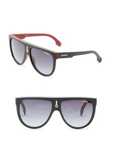 Carrera 60MM Mask Sunglasses