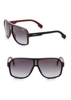 Carrera 62 MM Pilot Sunglasses