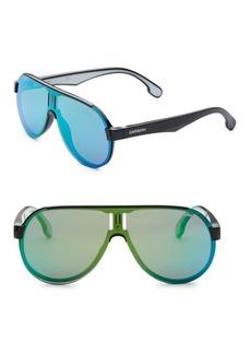 Carrera 99MM Mirrored Sunglasses