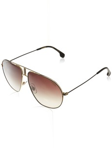 Carrera Bound Aviator Sunglasses  60 mm