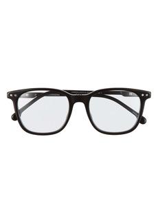 Carrera Eyewear 48mm Square Optical Glasses