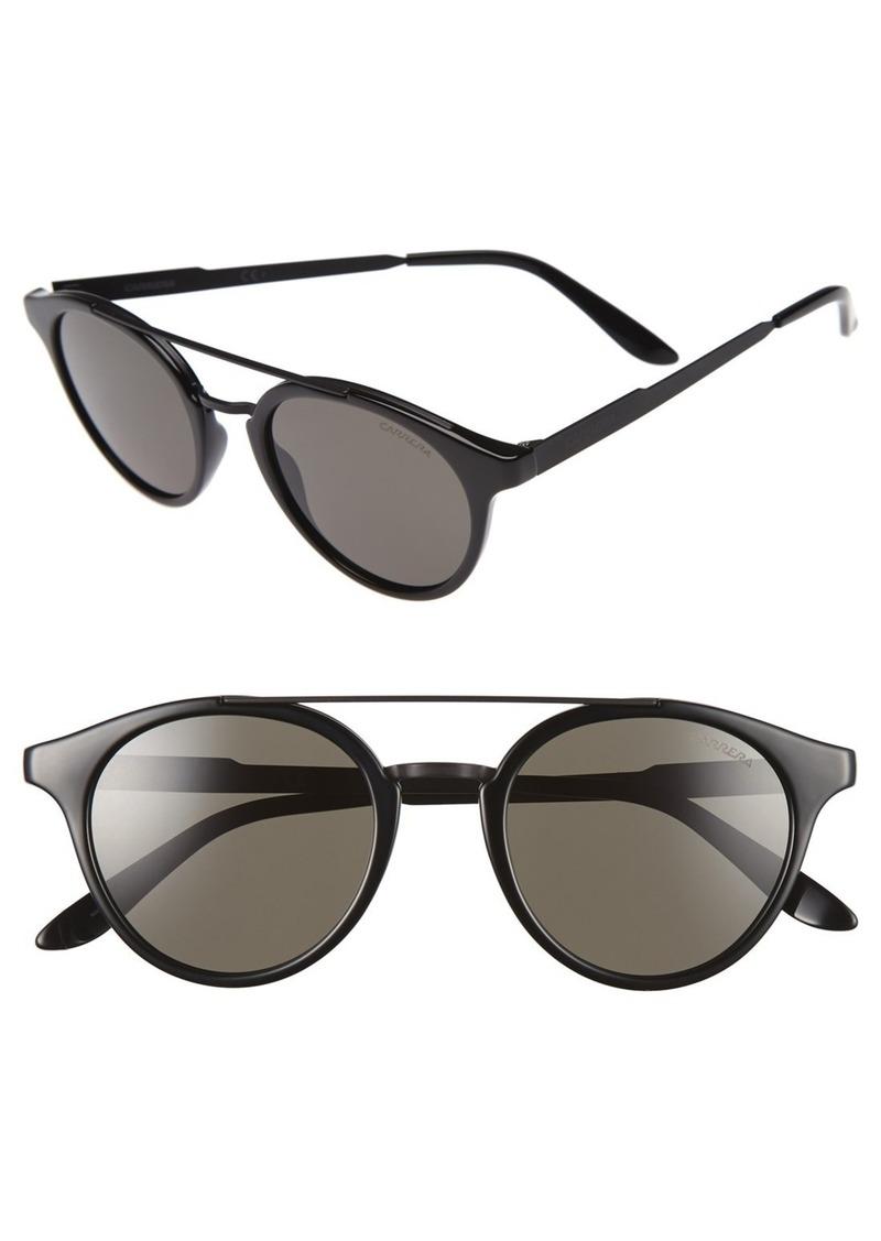 Carrera Eyewear 49mm Retro Sunglasses