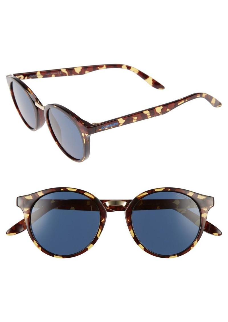 d853310d80b5 Carrera Carrera Eyewear 49mm Round Sunglasses   Sunglasses