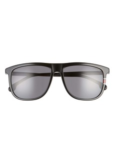 Carrera Eyewear 58mm Polarized Sunglasses
