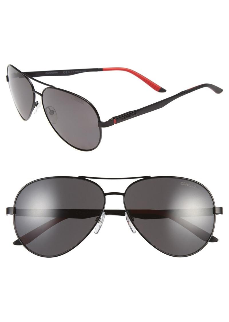 926d3e5149eb Carrera Carrera Eyewear 59mm Metal Aviator Sunglasses | Sunglasses