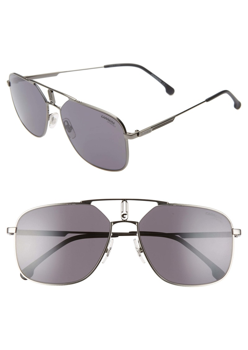 Carrera Eyewear 59mm Navigator Sunglasses