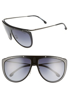 Carrera Eyewear 60mm Aviator Sunglasses